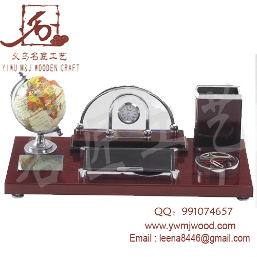 WOODEN DESK GIFT,BUSINESS GIFT MJ-1167